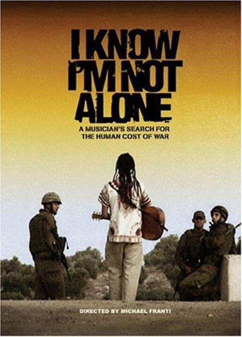 I Know I'm Not Alone [DVD]