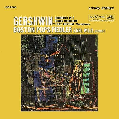 "Concerto In F For Piano And Orchestra: Gershwin: Concerto In F, Variations On ""I Got Rhythm"" & Cuban Overture"