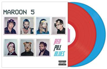 Red Pill Blues [Red/Blue 2LP]