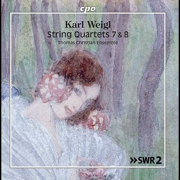 String Quartets 7 & 8