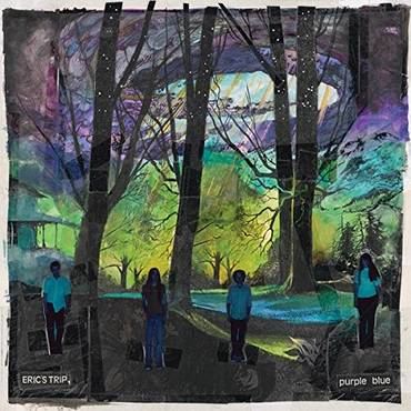 Purple Blue [LP]