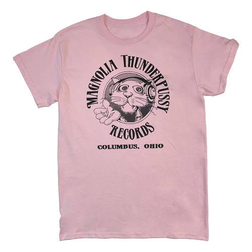 Magnolia Thunderpussy - Pink Short Sleeve (S)