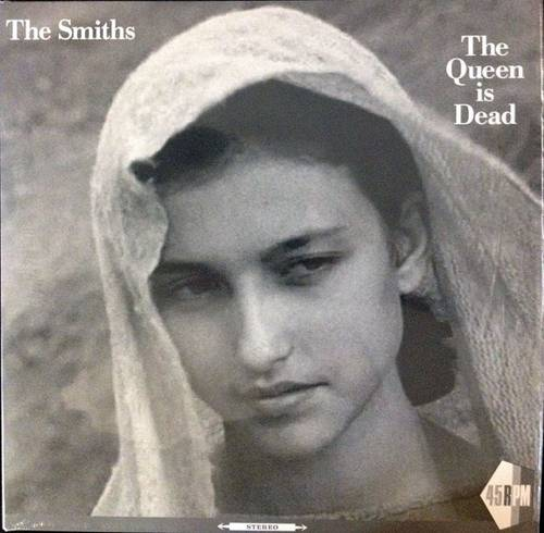 The Queen Is Dead [Indie Exclusive Limited Edition 12 Inch Vinyl Single] - Single