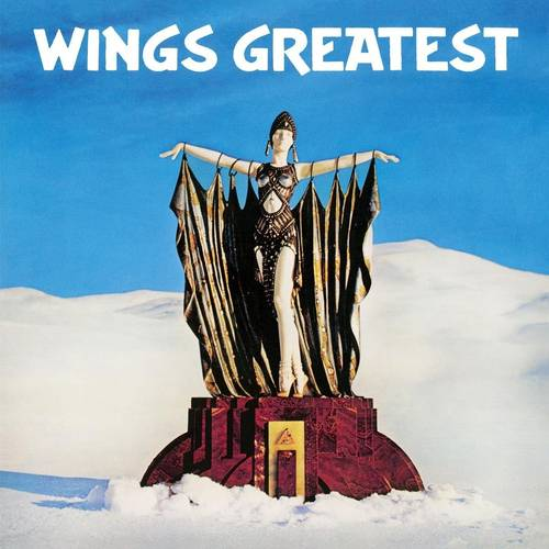 Greatest [Indie Exclusive Limited Edition Blue LP]