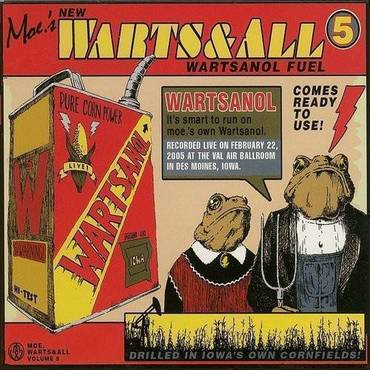 Warts & All 5 (Box) (Dig)