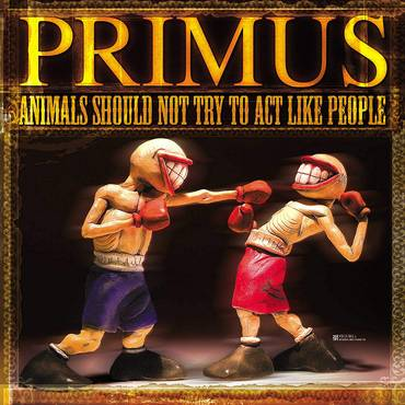 Animals Should Not Try To Act Like People EP [Vinyl]