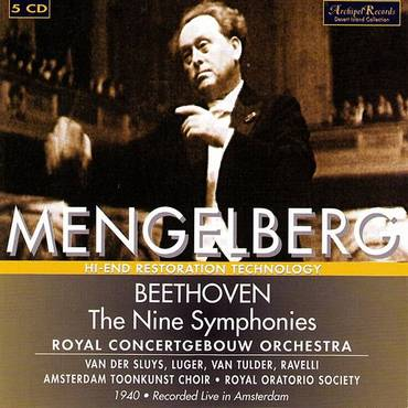 Ludwig Van Beethoven : The Nine Symphonies