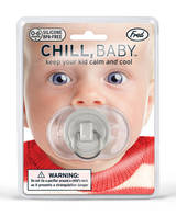 Novelty - Fred Chill, Baby Pacifier - Sink Stopper