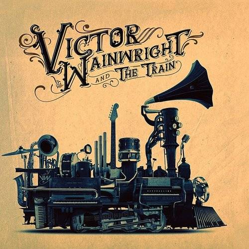 Victor Wainwright & The Train [LP]
