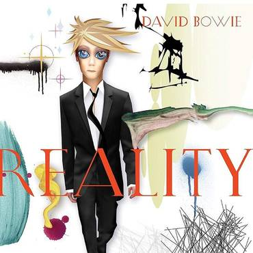 Reality [Limited Edition Translucent Gold & Blue Swirl Audiophile LP]