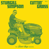 Sturgill Simpson - Cuttin' Grass - Vol. 1 (The Butcher Shoppe Sessions) [2LP]