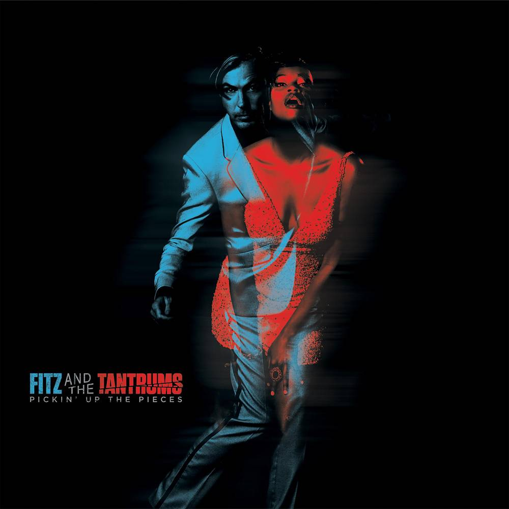 Fitz And The Tantrums - Pickin' Up The Pieces [Indie Exclusive Limited Edition Red/Blue LP]