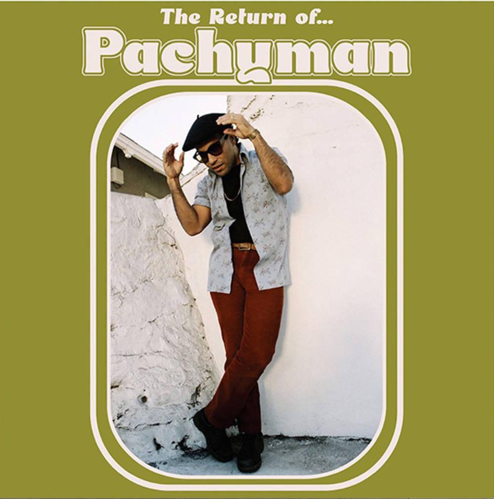 Pachyman - The Return of Pachyman [LP]