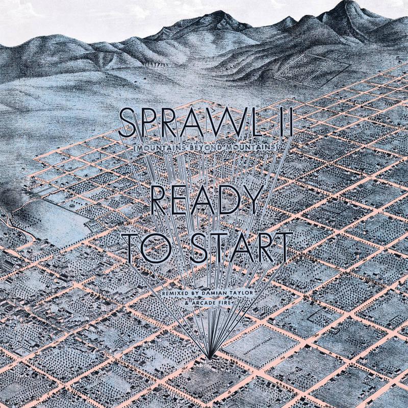 Arcade Fire Sprawl II