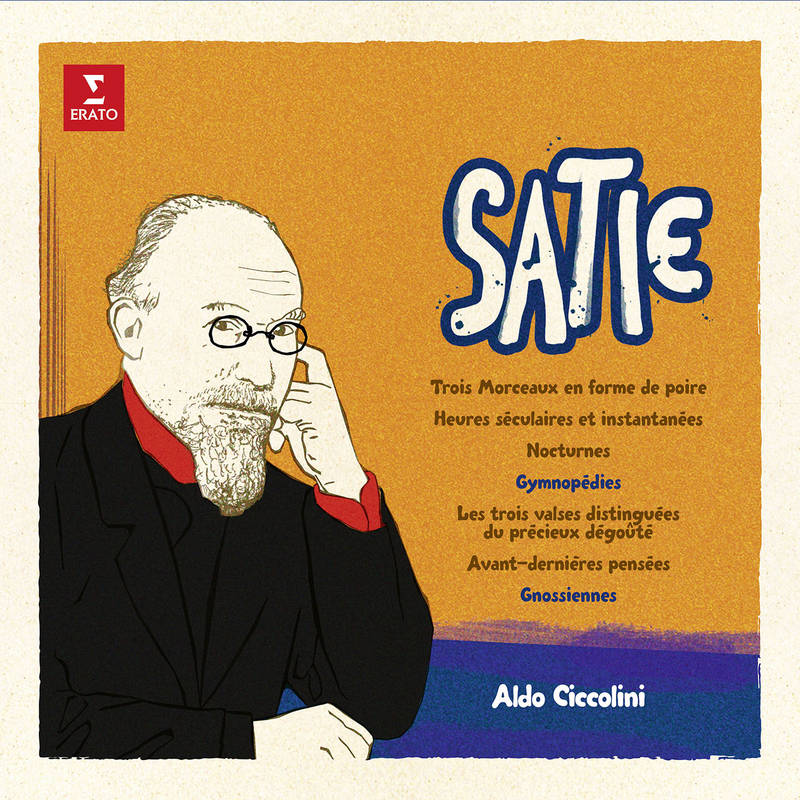 ALDO CICCOLINI ERIK SATIE GYMNOPEDIES