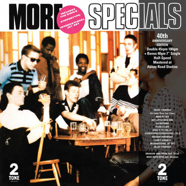 More Specials: 40th Anniversary [Half-Speed Master Edition LP+7in]