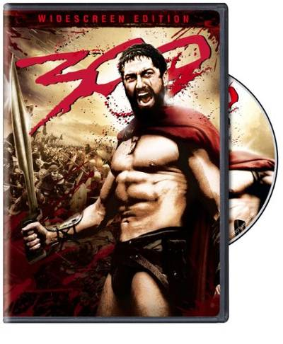 300 [Movie] - 300 [Single-Disc Widescreen Edition]
