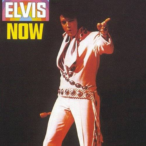Elvis Now [Limited Anniversary Edition Translucent Blue & Black Swirl Audiophile LP]