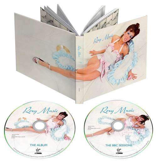 Roxy Music: Deluxe Edition [2CD]