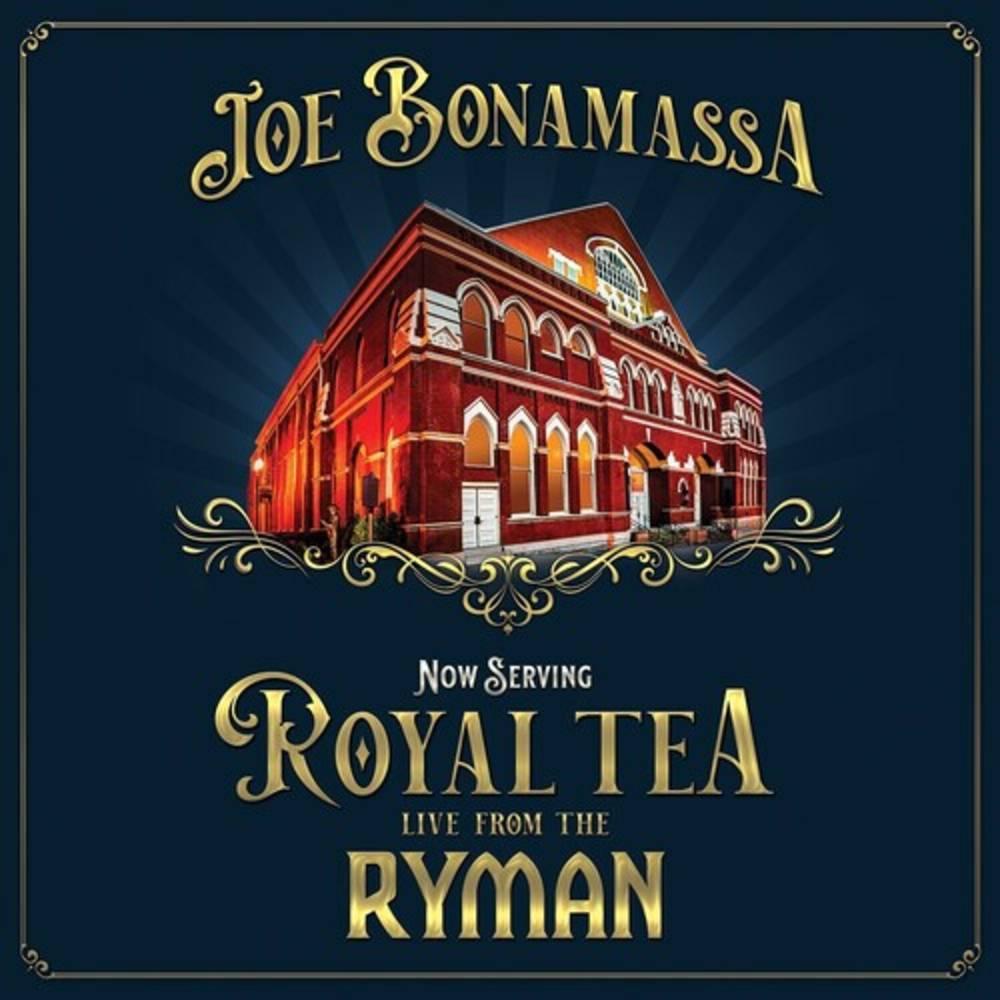 Joe Bonamassa - Now Serving: Royal Tea: Live From The Ryman [DVD]
