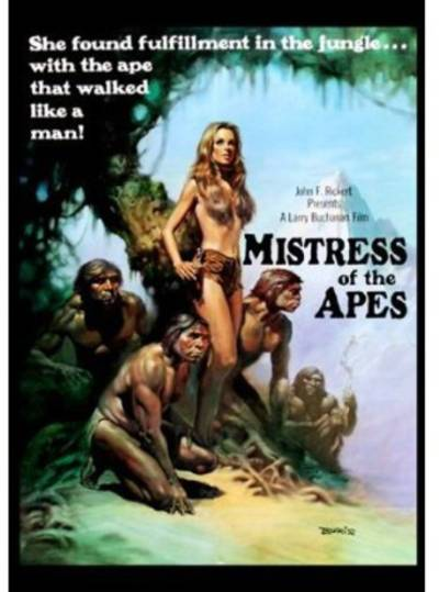 Mistress Of The Apes - Mistress Of The Apes