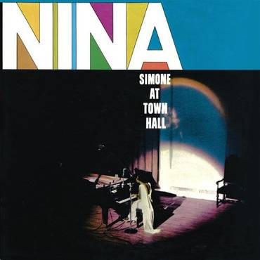 Nina Simone At Town Hall [Limited Edition Pink LP]