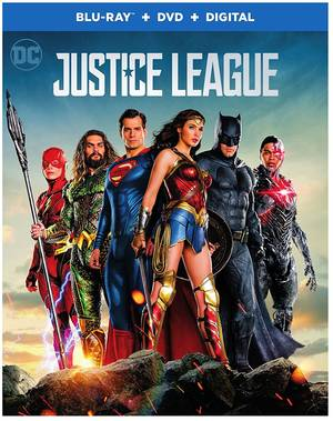 Justice League [Movie]