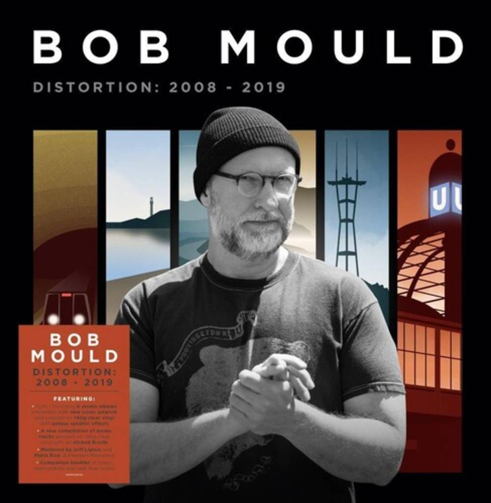 Bob Mould - Distortion: 2008-2019 [140-Gram Clear Splatter 7LP Box Set]