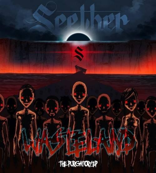Seether - Wasteland - The Purgatory EP [Vinyl]