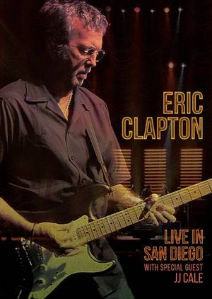 Live In San Diego (With Special Guest JJ Cale) [Blu-ray]