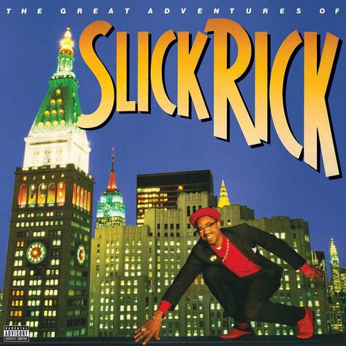 The Great Adventures Of Slick Rick: 30th Anniversary