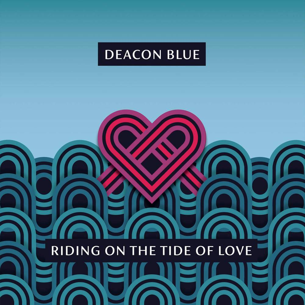 Deacon Blue - Riding On The Tide Of Love [LP]
