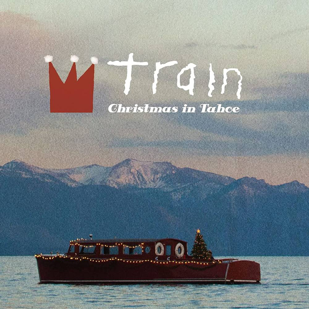 Train - Christmas In Tahoe [Translucent Green 2 LP]