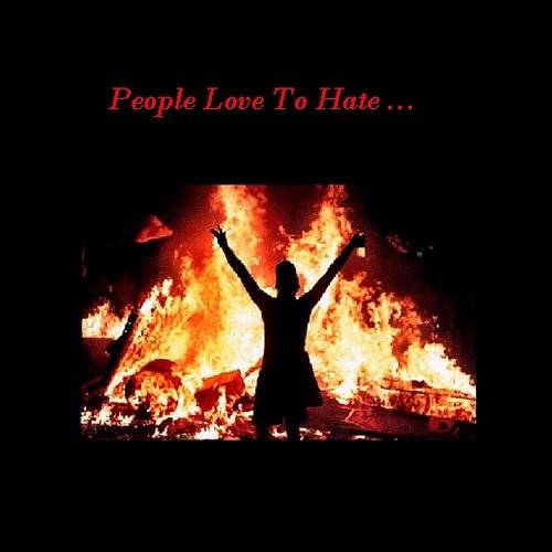 People Love To Hate
