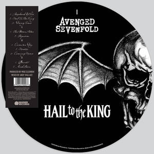 Win an Avenged Sevenfold Picture Disc!