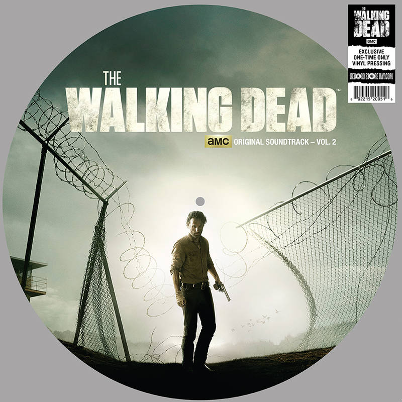 VARIOUS ARTISTS AMC'S THE WALKING DEAD ORIGINAL SOUNDTRACK VOL. 2 AMC'S THE WALKING DEAD ORIGINAL SOUNDTRACK VOL. 2