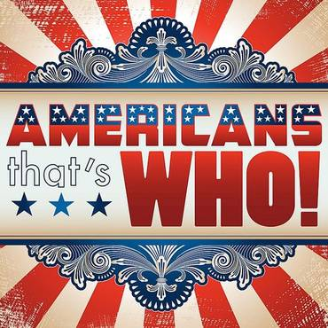 Americans, That's Who (Single)