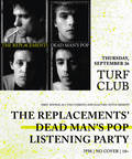 Replacements Listening Party at The Turf Club