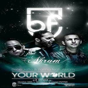 Your World (Feat. Akram)(7-Track Maxi-Single)