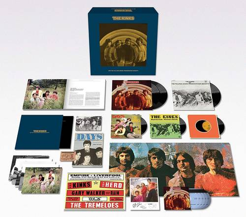 The Kinks Are The Village Green Preservation Society [Super Deluxe Box Set]