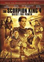 The Scorpion King [Movie] - The Scorpion King 4: Quest for Power