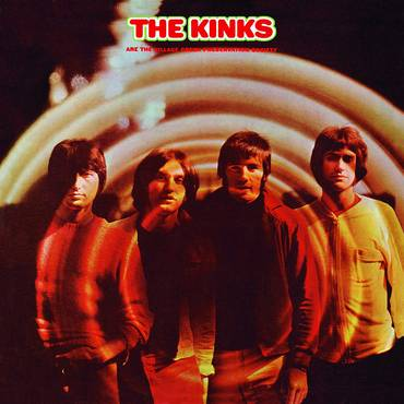 The Kinks Are The Village Green Preservation Society [LP]