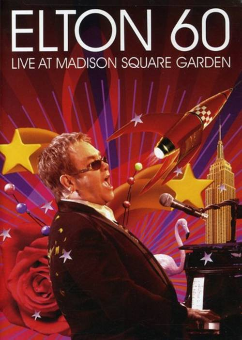 Elton 60 - Live At Madison Square Garden [Blu-ray]