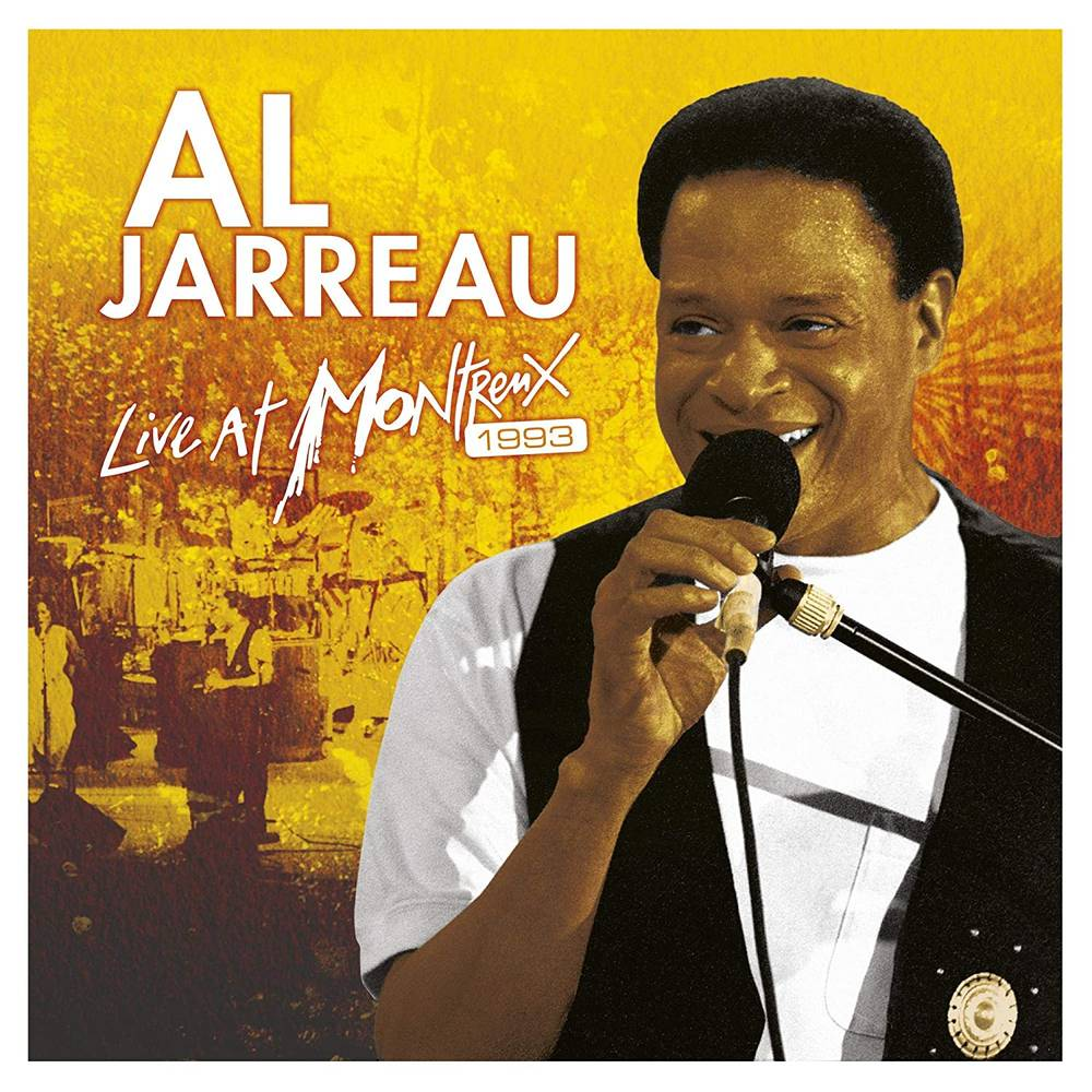 Al Jarreau - Live At Montreux 1993 [Limited Edition LP/CD]