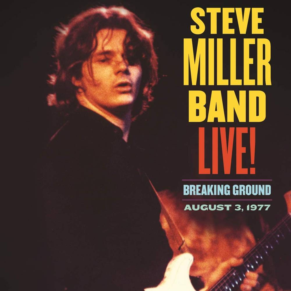 Steve Miller Band - Live! Breaking Ground August 3, 1977 (Shm-Cd) [Import]