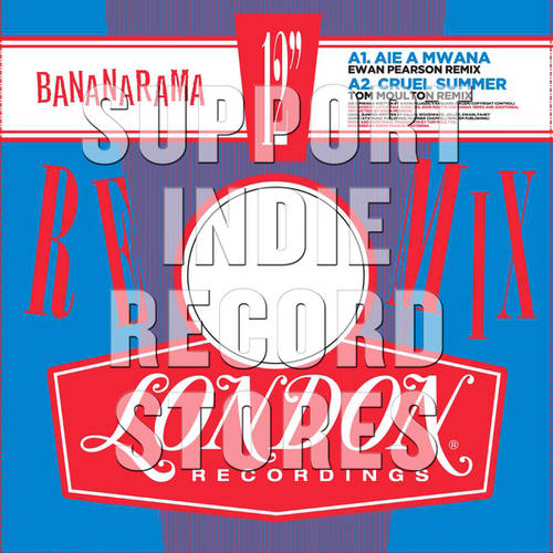Bananarama Remixed: Vol 1 [RSD 2019]