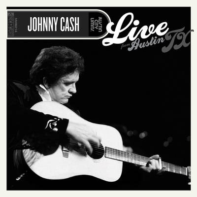 Johnny Cash - Live From Austin, TX [Coke Bottle Clear LP]