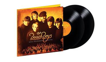 The Beach Boys with the Royal Philharmonic Orchestra [2LP]
