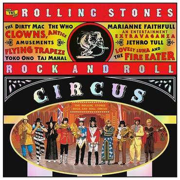 The Rolling Stones Rock And Roll Circus [DVD 4K Edition]