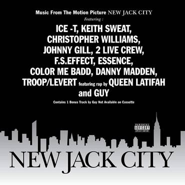 New Jack City [Soundtrack LP]